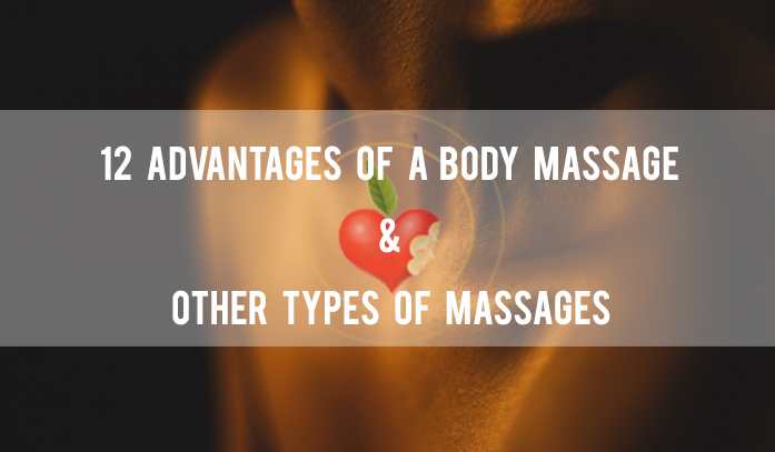 advantages of a body massage